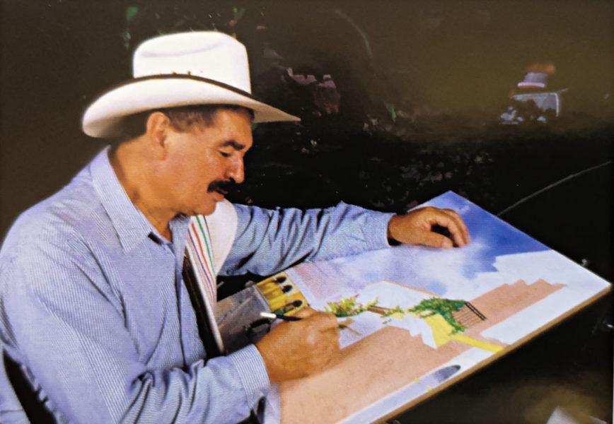 Un día Carlos Sánchez me contó cómo llegó a ser el famoso Juan Valdez.
